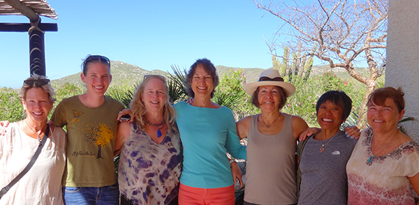 Susan & Michelle's Yoga Retreat in Mexico