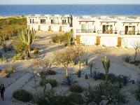 Gardens & Guest Rooms - Yoga Retreat - Mexico