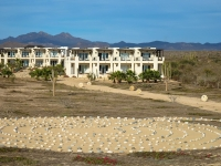 Labyrinth & Guest Rooms - Yoga Retreat - Mexico