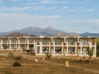 Guest Buildings - Yoga Retreat - Mexico