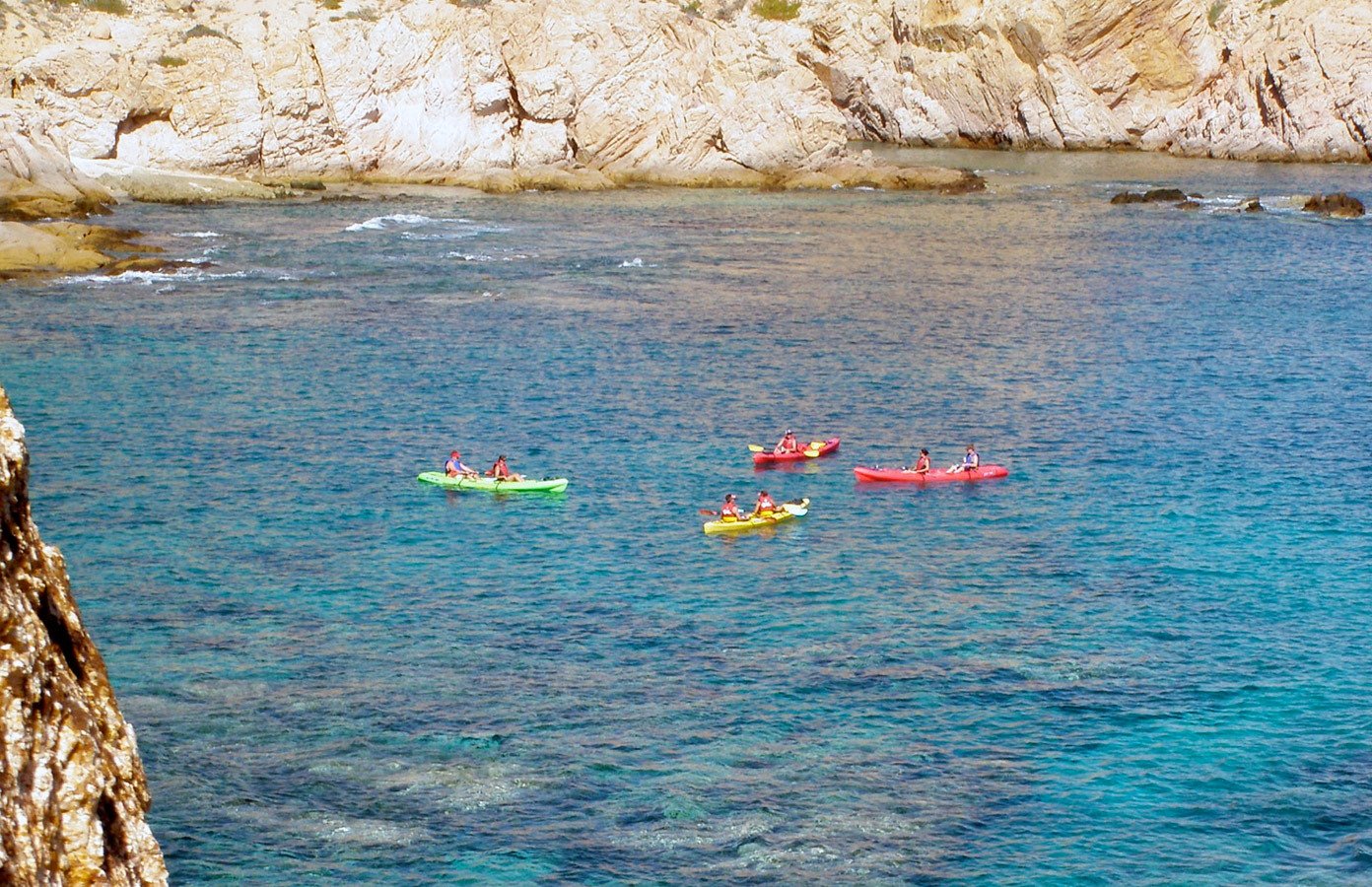 Sea Kayaking in the Sea of Cortez - Yoga Retreat - Mexico