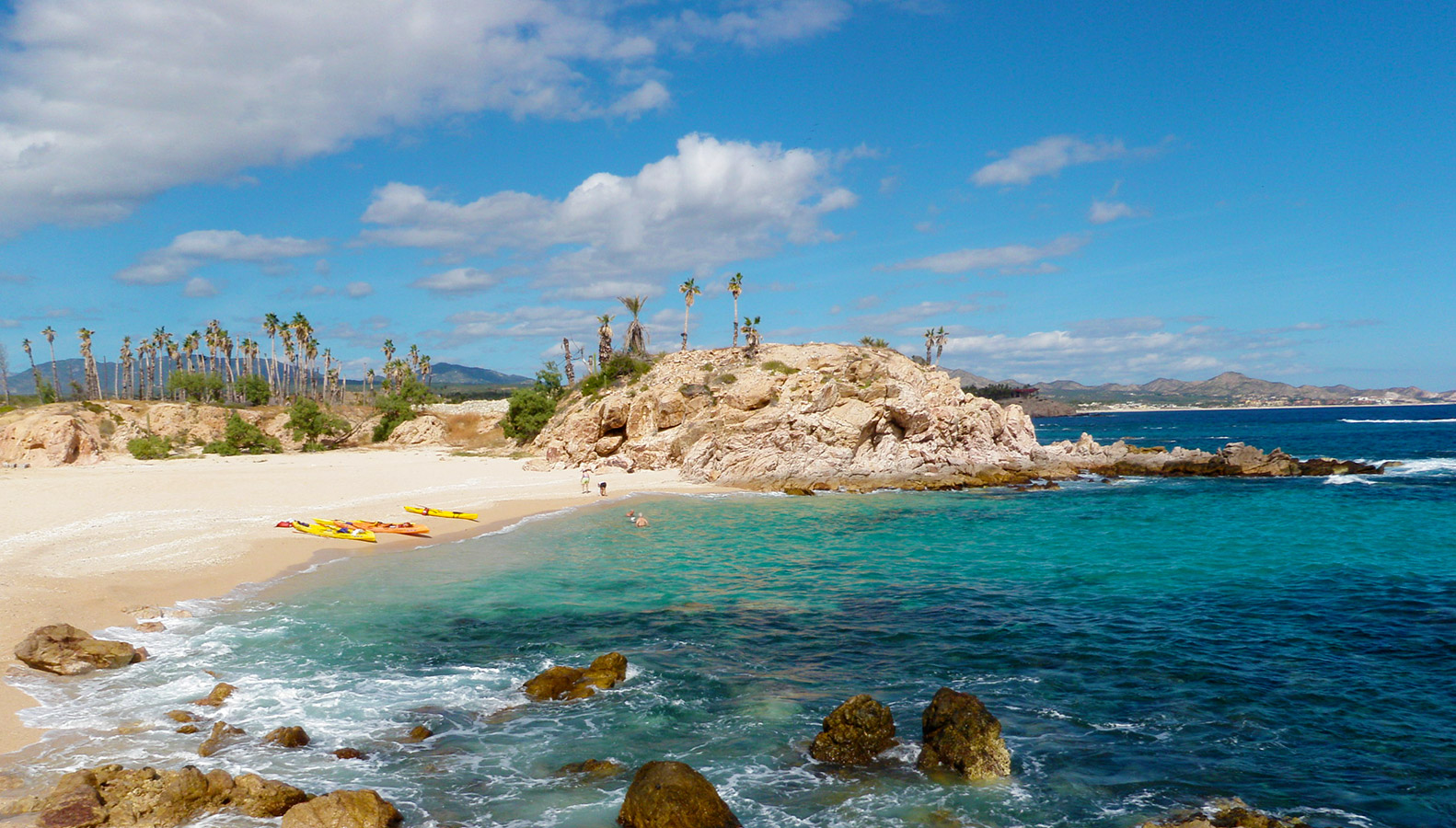Sea Kayaking & Snorkeling in Baja - Yoga Retreat - Mexico