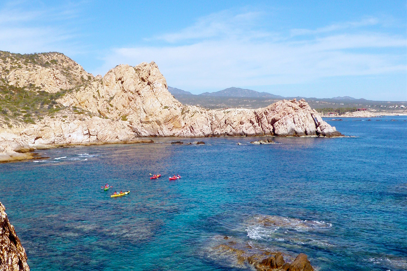 Sea Kayaking the Baja Coast - Yoga Retreat - Mexico