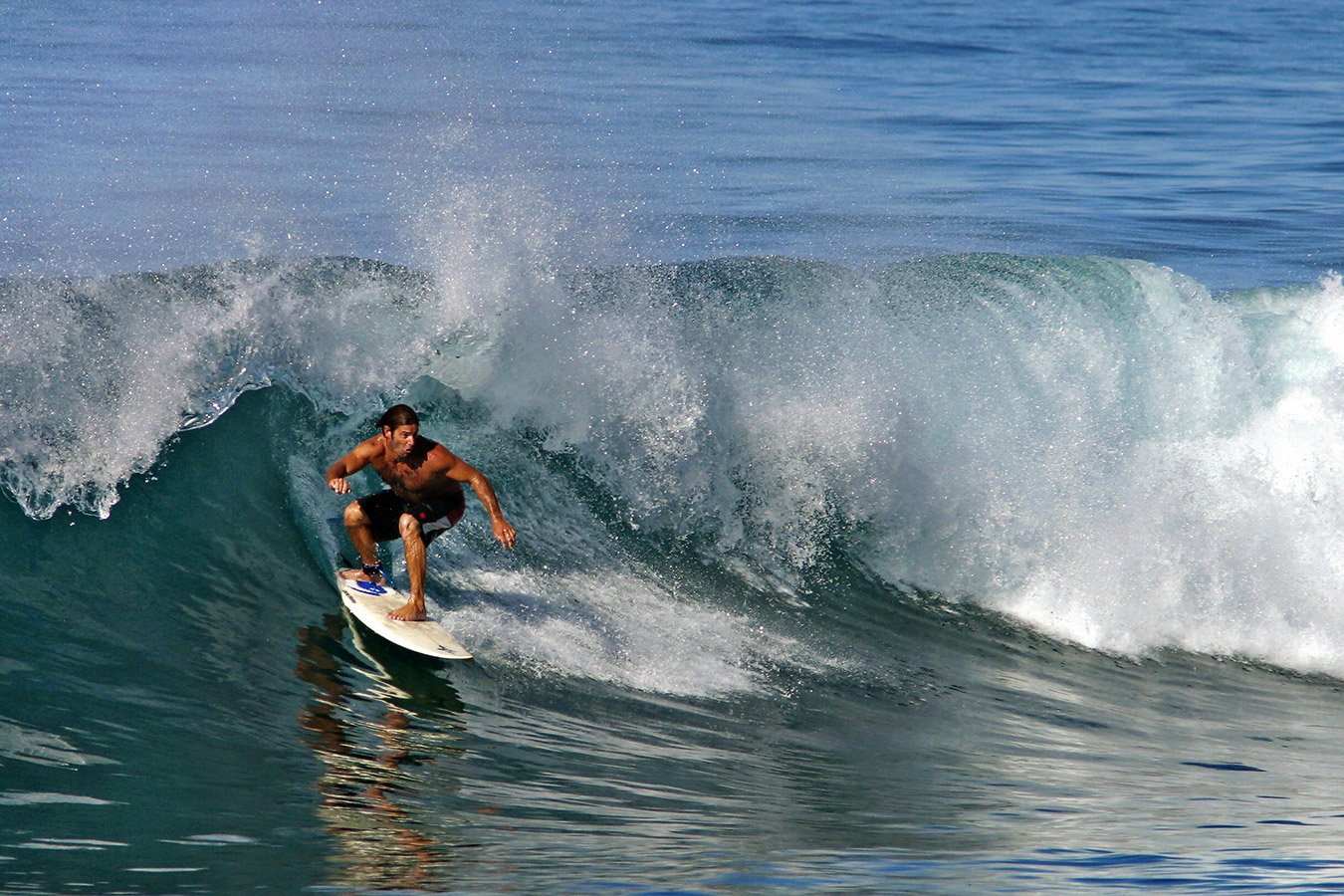 Surfing Cerritos in Los Cabos - Yoga Retreat - Mexico