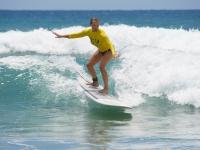 Surf Lessons - Yoga Retreat - Mexico