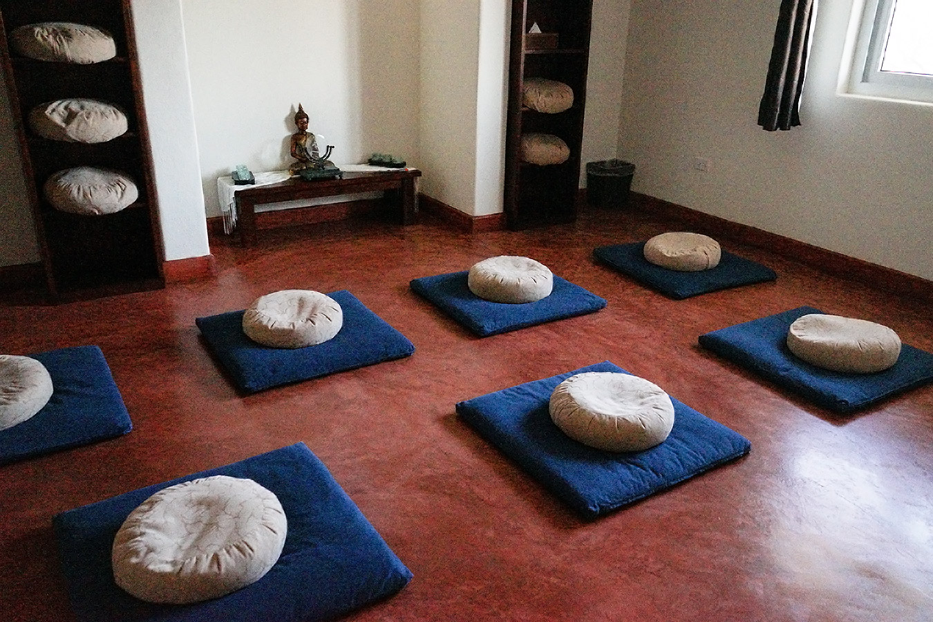 Meditation Room - Yoga Retreat - Mexico