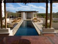 Community Building Lap Pool - Yoga Retreat - Mexico