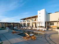Our Pool & Community Building - Yoga Retreat - Mexico