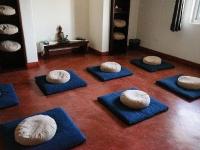 Meditation Room - Yoga Retreat - Mexico
