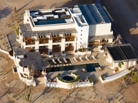 Ariel View of our Comunity Building - Yoga Retreat - Mexico