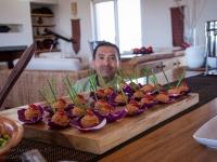Almond Hummus - Yoga Retreat - Mexico