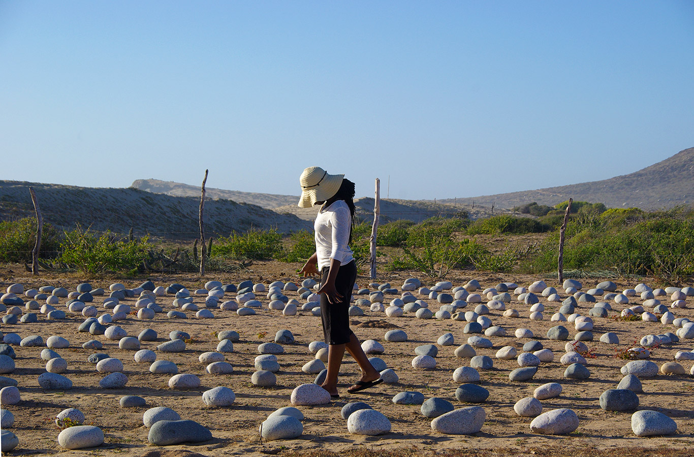 Solo Journey in the Labyrinth - Yoga Retreat - Mexico