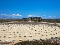 Stone Labyrinth - Yoga Retreat - Mexico
