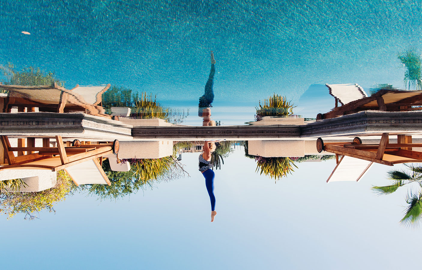 Inverted Balance - Yoga Retreat - Mexico