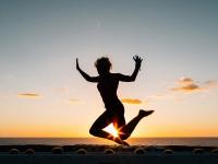 Jumping for Joy - Yoga Retreat - Mexico