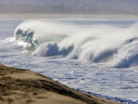 The Power and Beauty of Breaking Waves - Yoga Retreat - Mexico