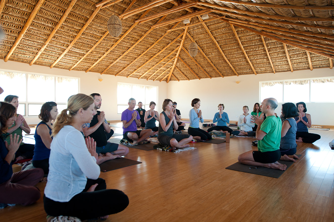 Namaste - Yoga Retreat - Mexico