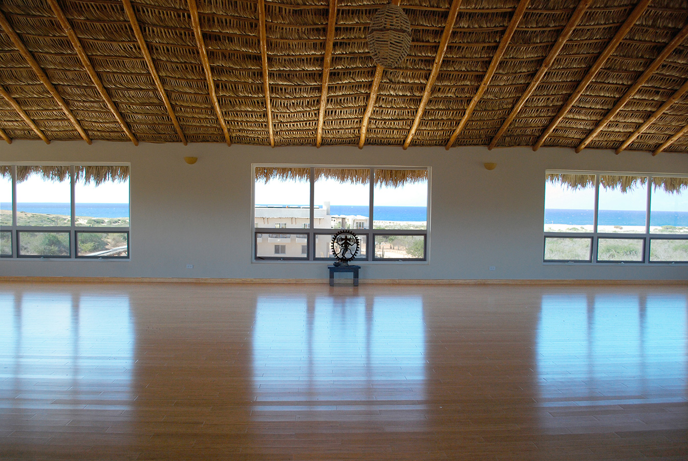 Sun Studio View and Reflection - Yoga Retreat - Mexico