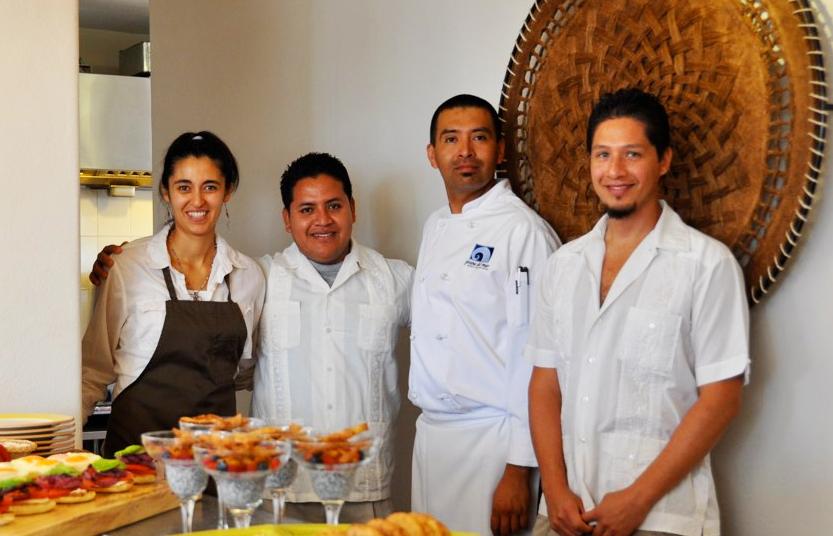Prana del Mar staff