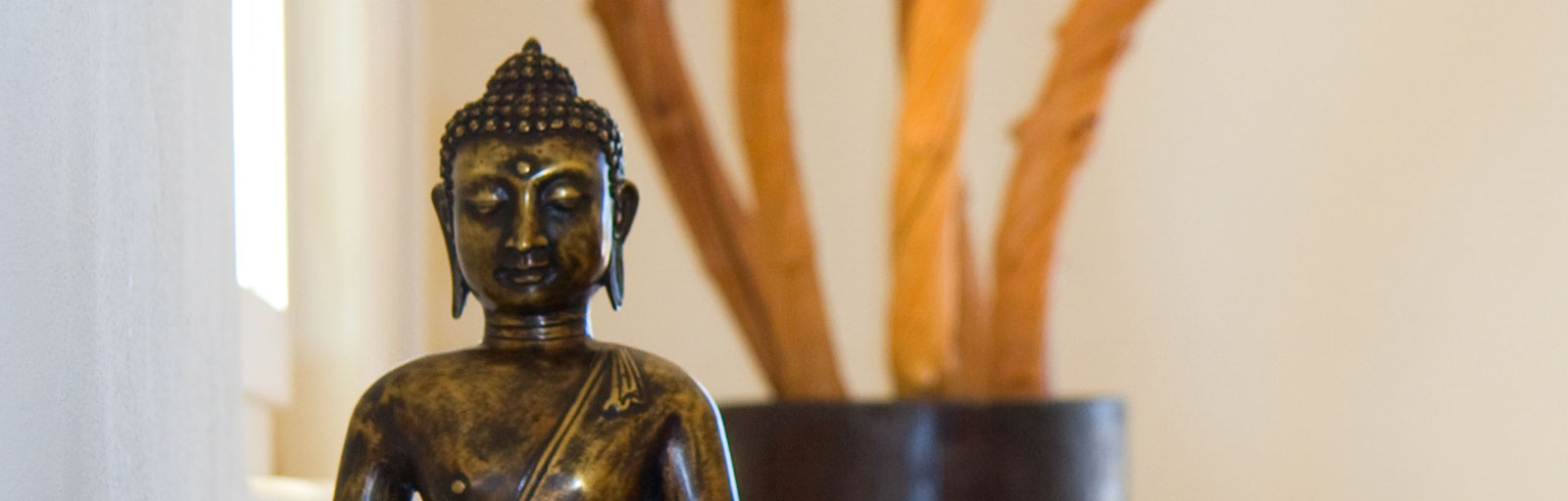 Wellness & Yoga Retreats in Baja, Mexico: Buddha Sculpture