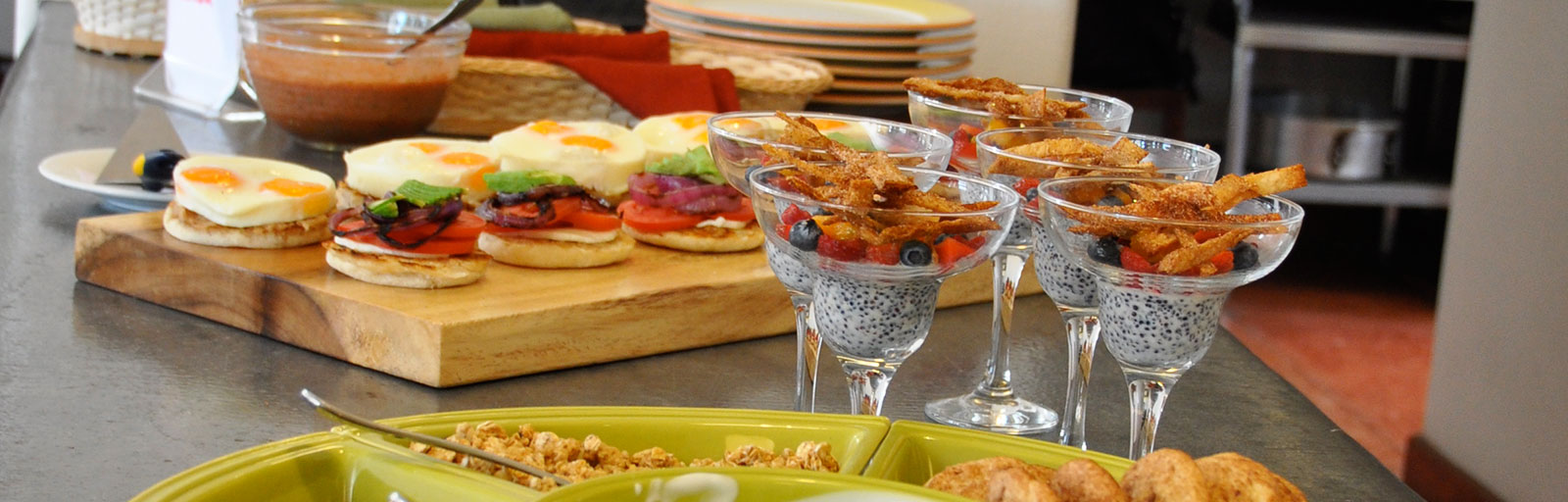Yoga Retreat Cuisine: Delicious, Healthful Food