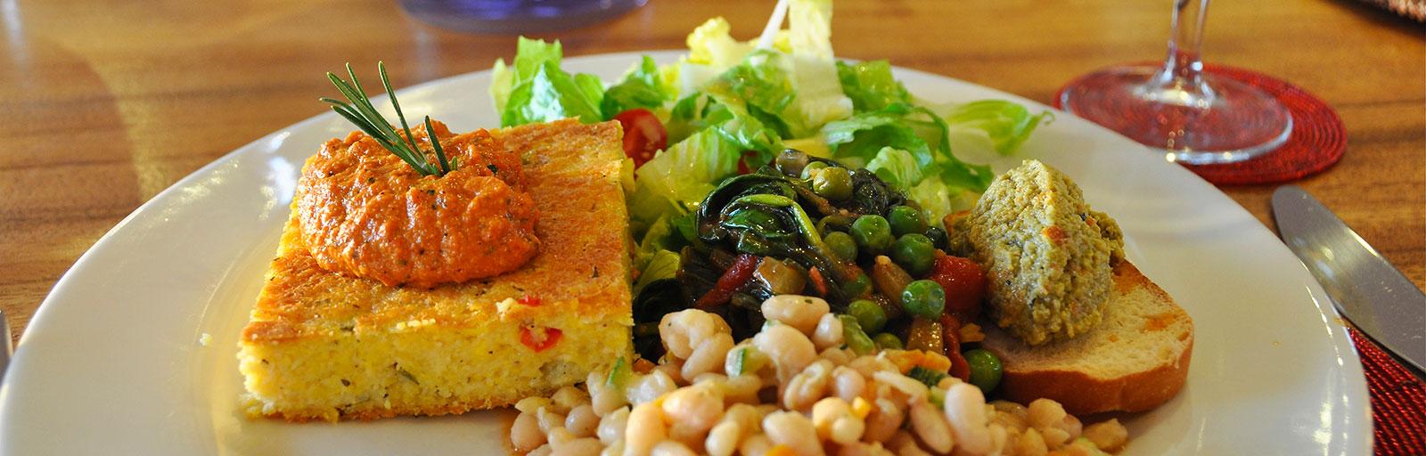 Yoga Retreat Cuisine: Gourmet Dining