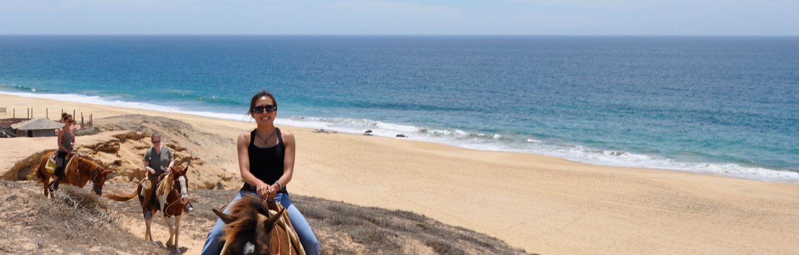 Horseback Riding & Yoga Retreat in Mexico: Ocean View