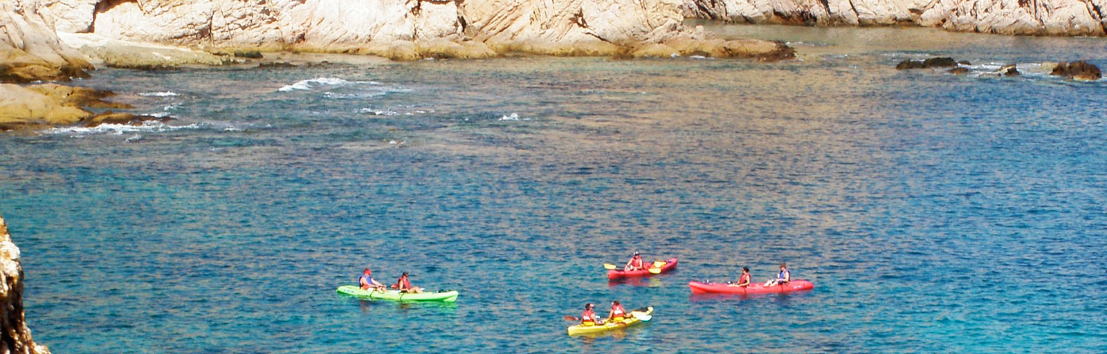 Sea Kayaking & Snorkeling on a Mexico Yoga Retreat: Relaxing Paddle