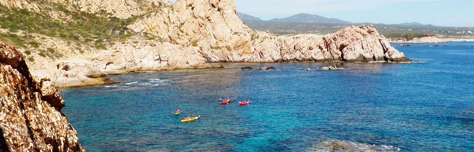 Best Yoga Retreats in Mexico: Sea Kayaking Yoga Retreat