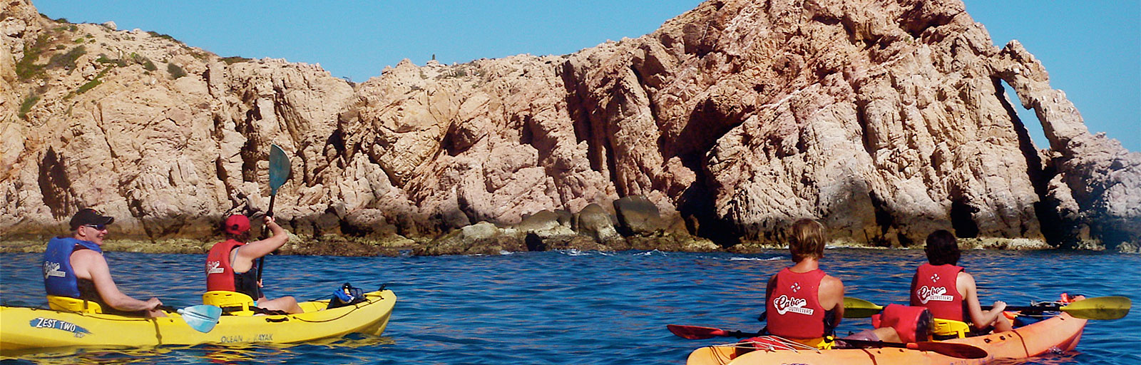 Sea Kayaking & Snorkeling on a Mexico Yoga Retreat: Paddling the Sea of Cortez