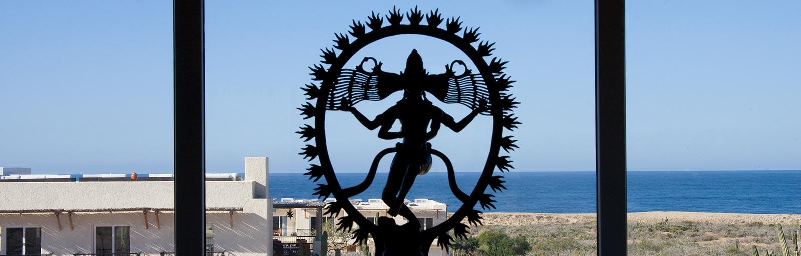 Wellness & Yoga Retreats in Baja, Mexico: Nataraja in the Yoga Studio