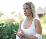 Kerry Armstrong - Mexico Yoga Retreat