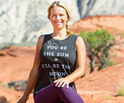 Kerry Armstrong - Yoga Retreat in Mexico